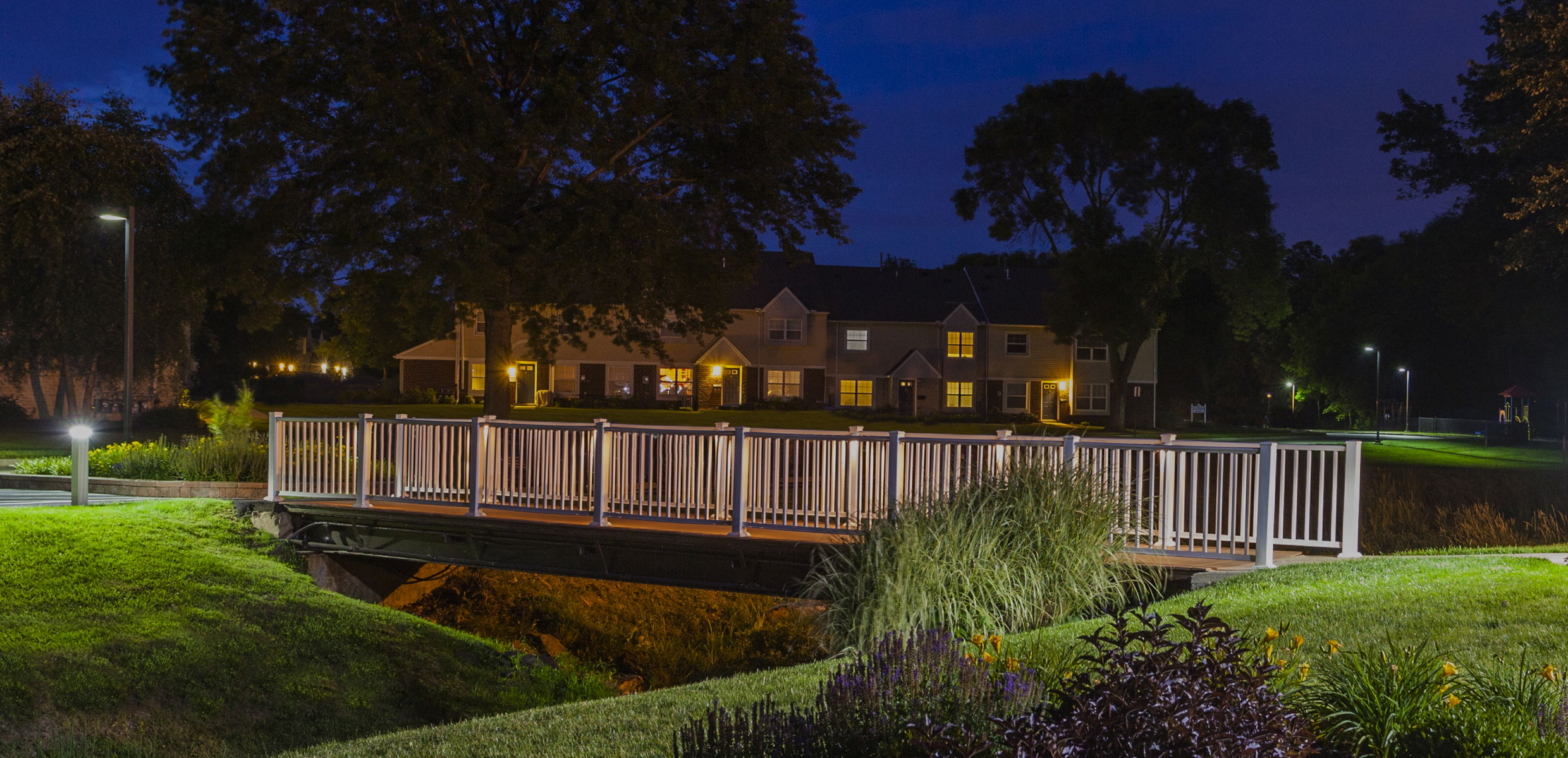 Exterior at Townline Townhomes